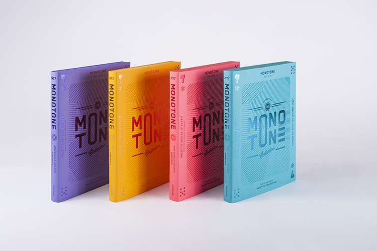 Palette Monotone, viction:ary, 2015