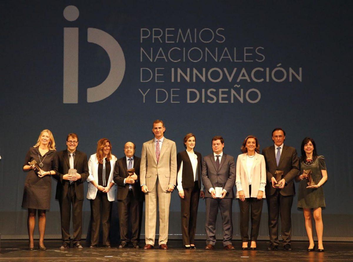 Jaime Moreno Medina y Marset Iluminación, Premios Nacionales de Diseño 2015