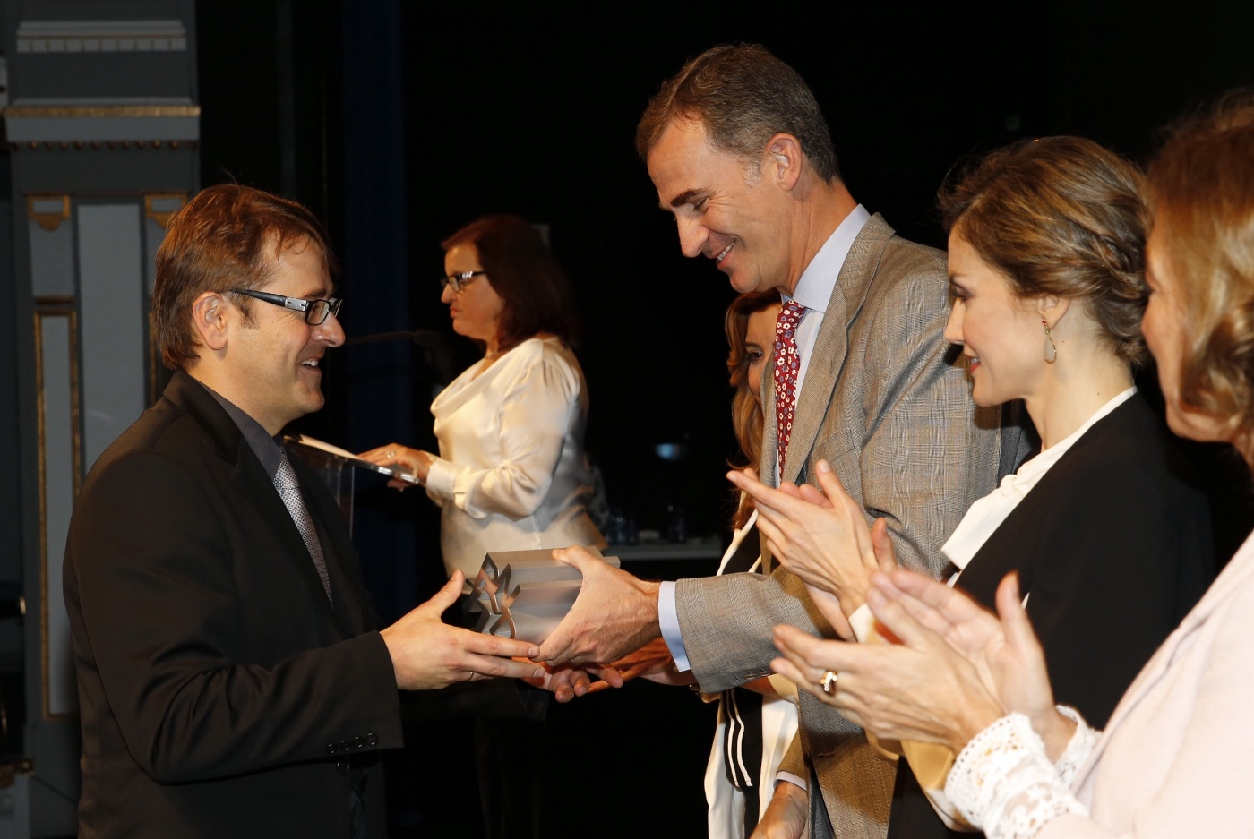 """Marset Iluminación, Premio Nacional de Diseño 2015, categoría """"Empresas""""."""
