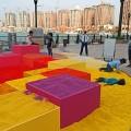 The Dream City, el jardín de arena de Adam Kalinowski