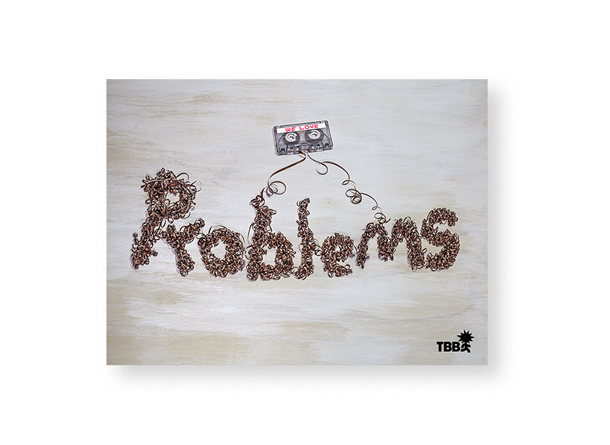 We love problems, TBB,  2015.