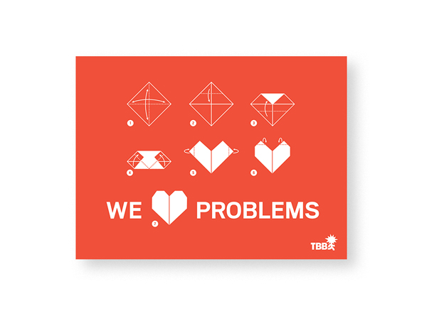 We love problems, TBB,  2015.