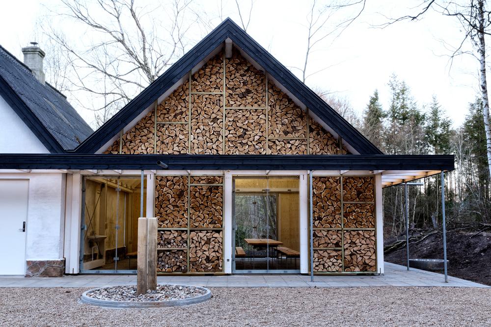 Nøjkærhus, cultura al aire libre de Lumo Arkitekter