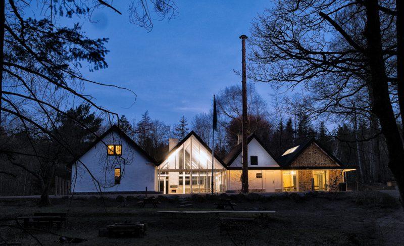 Nøjkærhus, LUMO Arkitekter, 2015 © Jesper Balleby