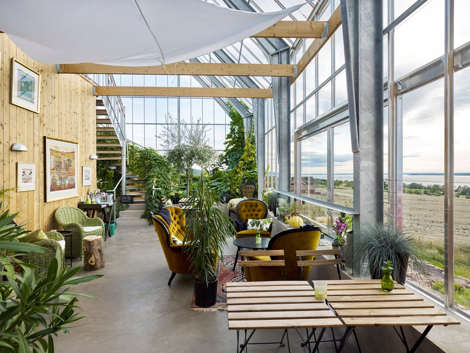 Uppgrenna Nature House, Tailor Made Arkitekter y Greenhouse Living, 2015 © Ulf Celander