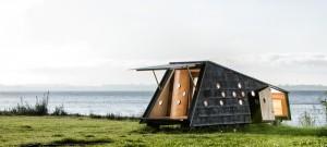 Refugios para disfrutar de la naturaleza, de Lumo Arkitekter