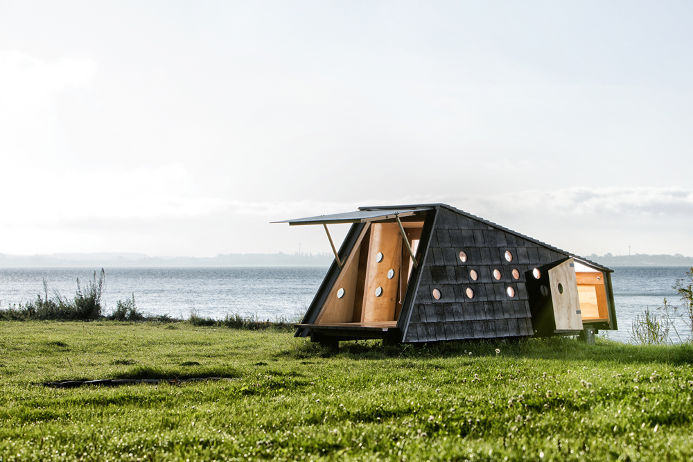 Shelters by the Sea, Lumo Arkitekter, 2015