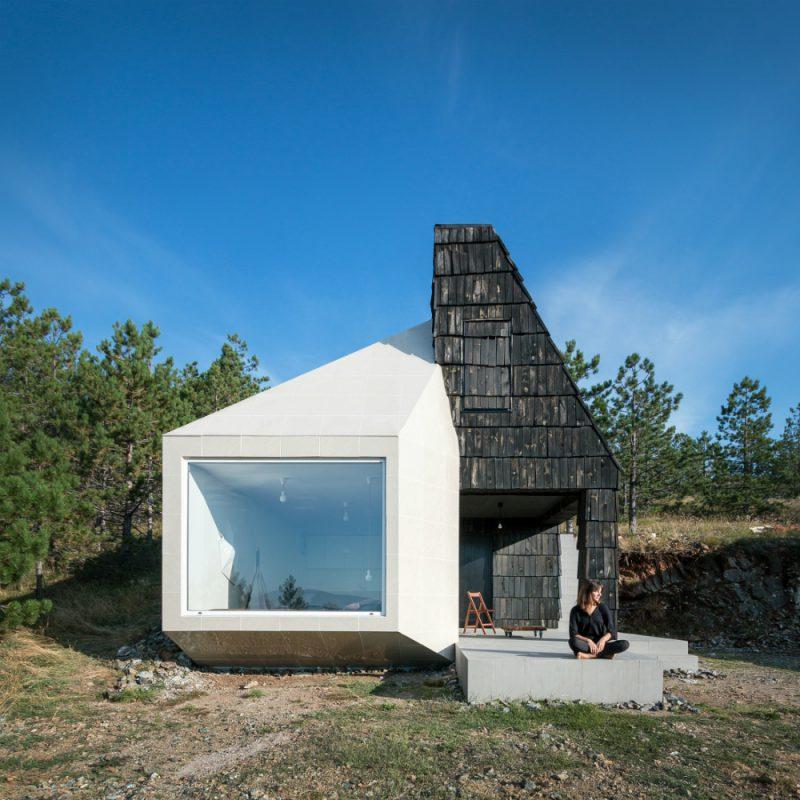 Divcibare Mountain Home by EXE studio, Maljen (Divčibare) Serbia, 2015. © Relja Ivanić