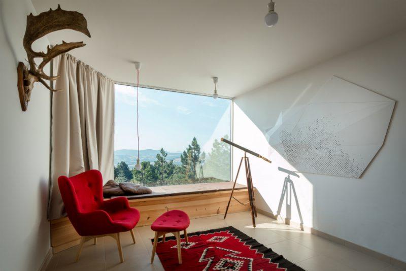 Divcibare Mountain Home, EXE studio, 2015. © Relja Ivanić