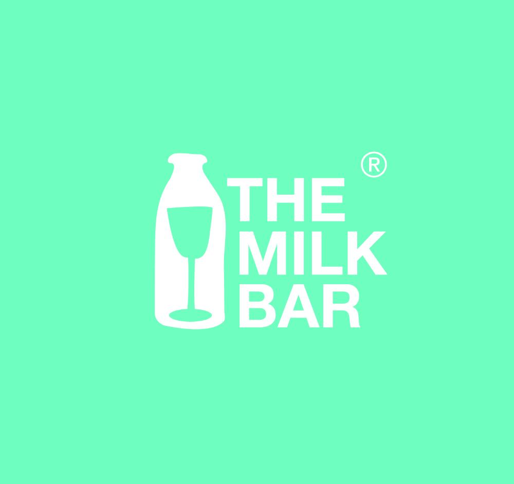 Milk Bar, gráfica de Harley Jackman