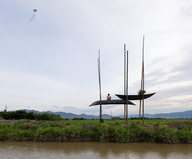 The Hut, a21studĩo, 2015. ©Quangdam