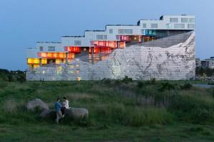 BIG. Arquitectura. Dinamarca + NY. Foto cortesía del FID.