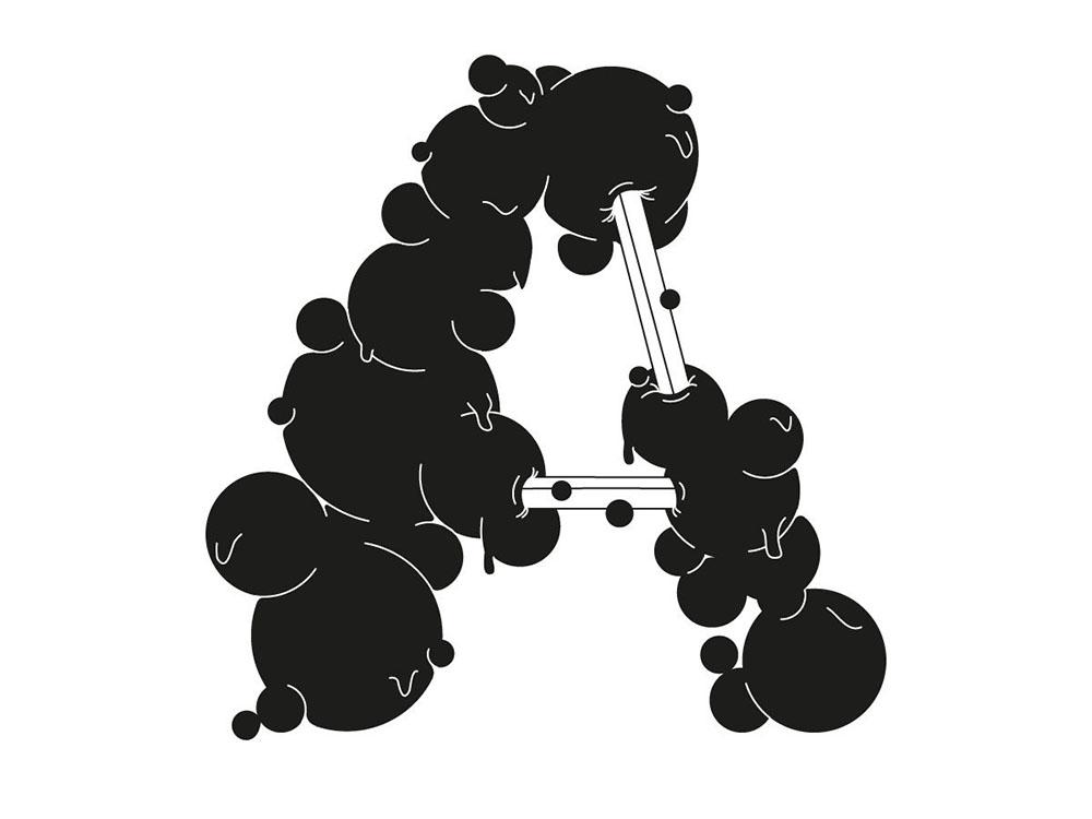 36 days of type, la propuesta tipográfica de Mariano Pascual