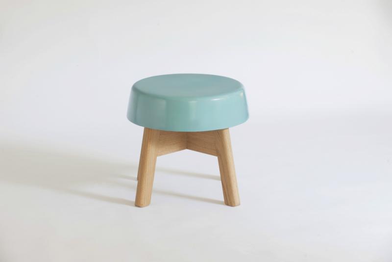 Ceramicables, las mesas/banco de Esrawe Studio (México), 2016