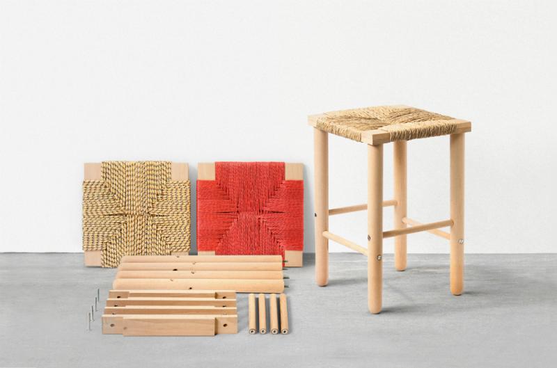"""Ana EscobarProjecto em Aberto O Banco. """"Diseño Portugués. Formas de una identidad (1950-2015)"""", DIMAD, 2016"""