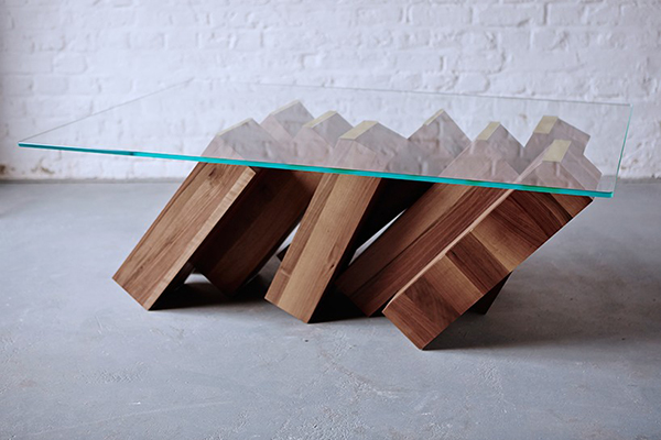 Megalith Table, Duffy London, 2015.