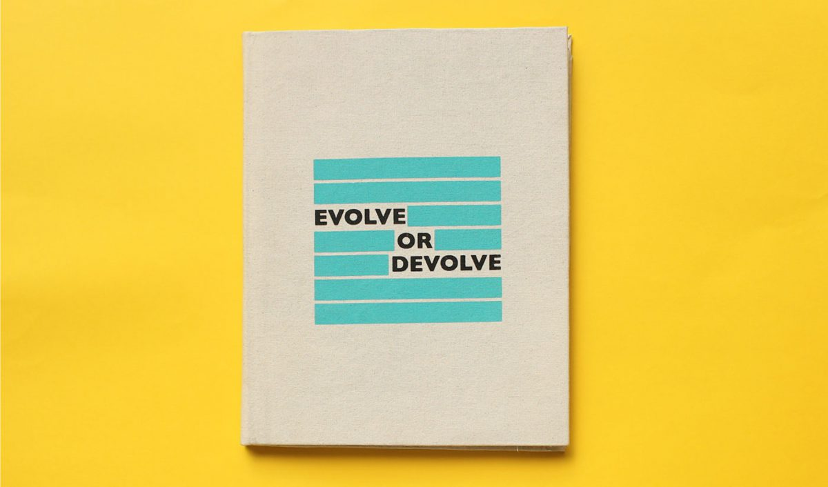 Evolve or Devolve, Kritika Trehan, 2015.