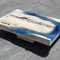 Lagoon, mesa de Alexandre Chapelin para La Table