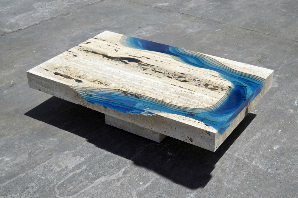 Lagoon, Alexandre Chapelin, La Table, Francia, 2016