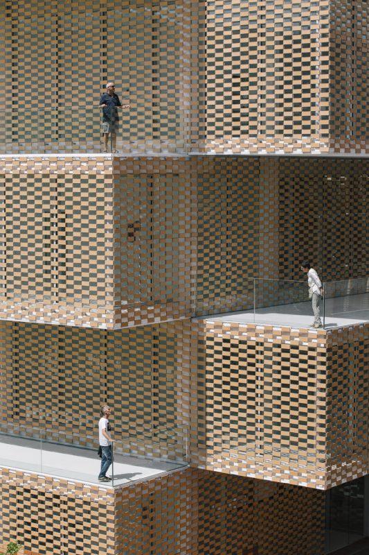Centro Cultural La Gota, Losada García Arquitectos, 2016 © Miguel de Guzmán