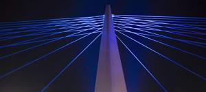 Schréder, un siglo de luz en el Támesis