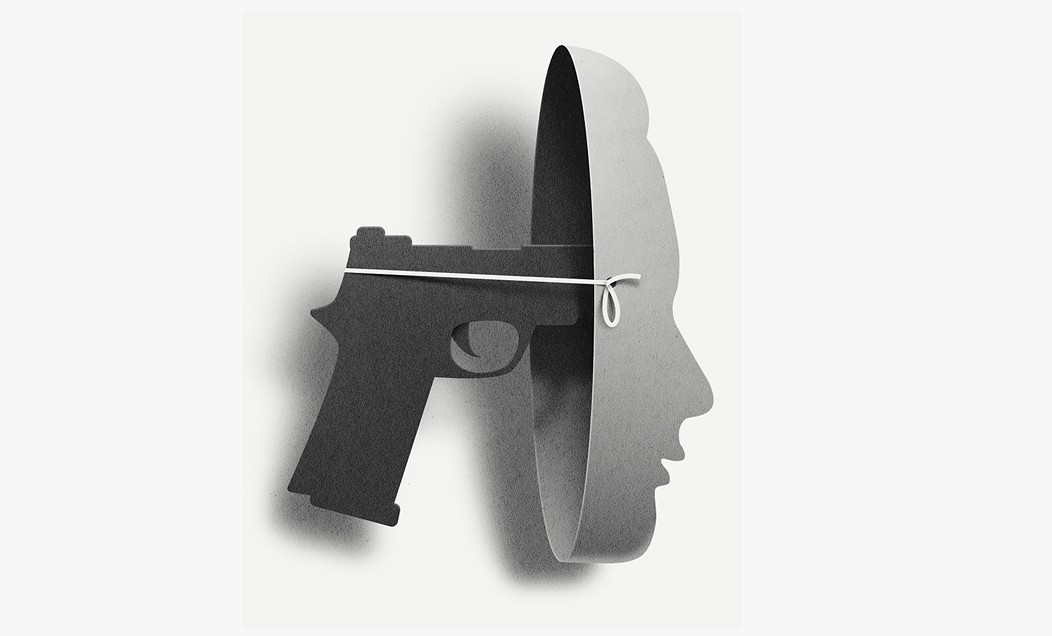 Las ilustraciones de Eiko Ojala para The New York Times