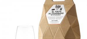 Packaging de Nutcreatives para El tinto al cuadrado