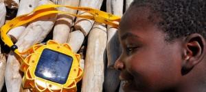 Las lámparas solares Velux Natural Light llegan a África