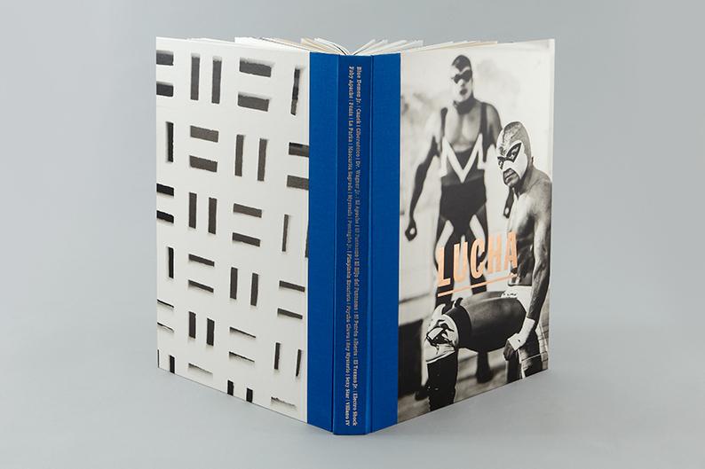 Lucha: a Tribute, Blok Design, 2015.