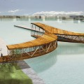 Profesores de la Universidad Europea diseñan siete puentes en China