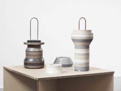 Silestone® Slab Vases, Form Us With Love, grupo Cosentino, 2012.