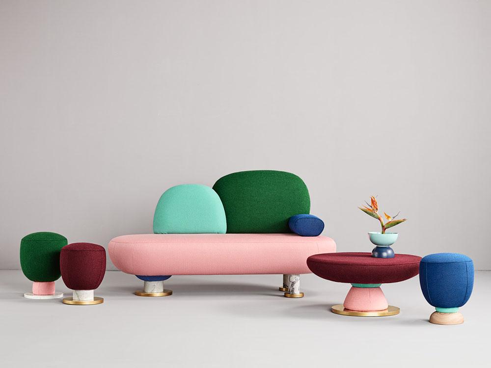 Toadstool, colección de Maquespacio inspirada en la cultura visual