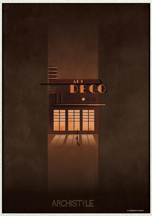 Archistyle, Art Decó, 2016