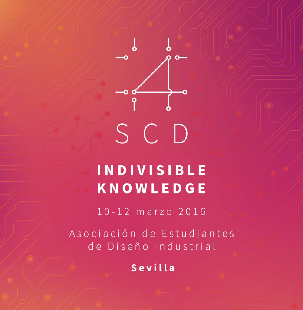 #4SCD, el Diseño Industrial se cita en Andalucía