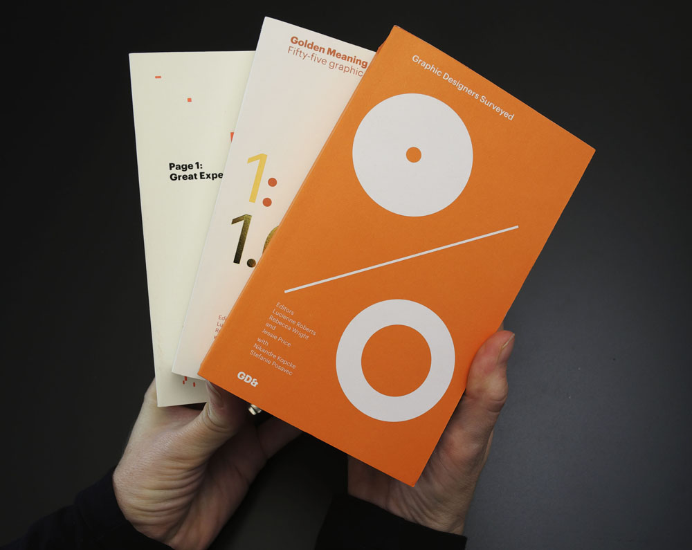 GraphicDesign&, libros que exploran la influencia del diseño gráfico