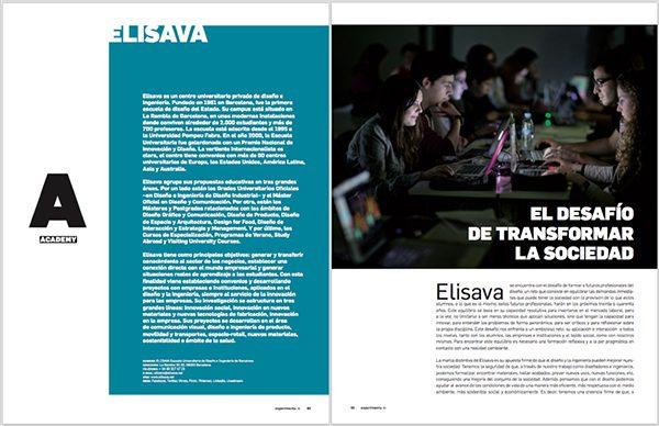 Experimenta 70. La revista para la cultura del proyecto.
