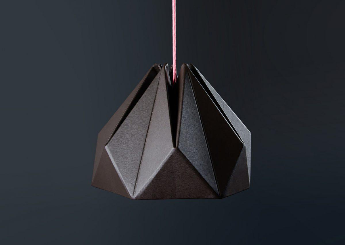 Materiales reciclados, colección de lámparas de 2724
