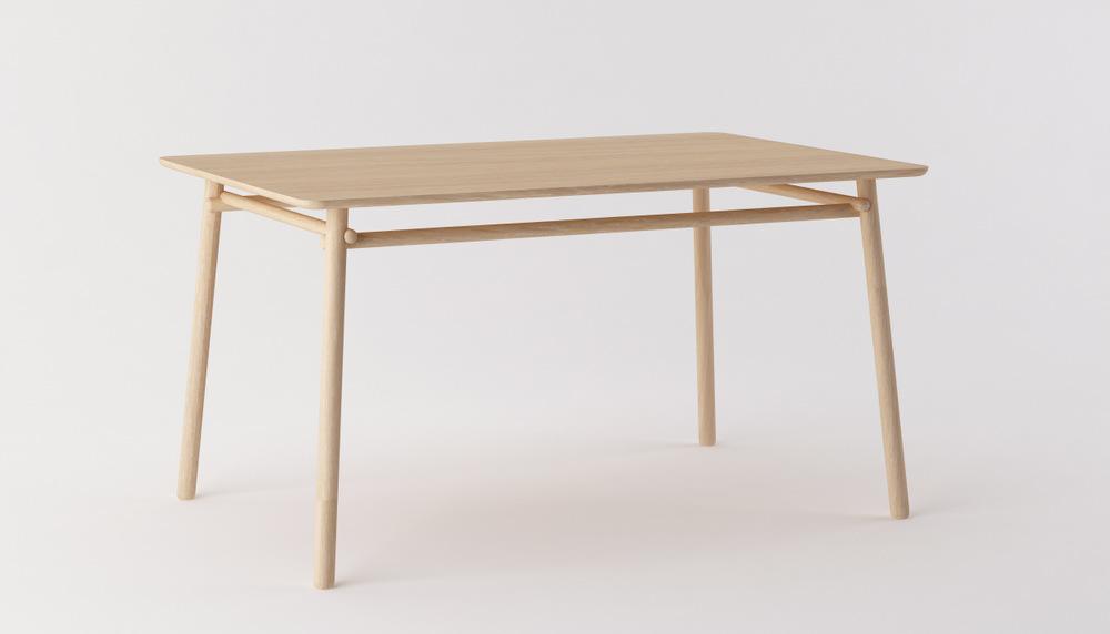 Mesa Forêt, el nuevo diseño de Silvia Ceñal