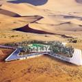 Oasis Eco Resort, de Baharash Arquitectura