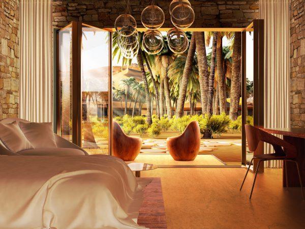 Oasis Eco Resort, Baharash Architecture, 2016.