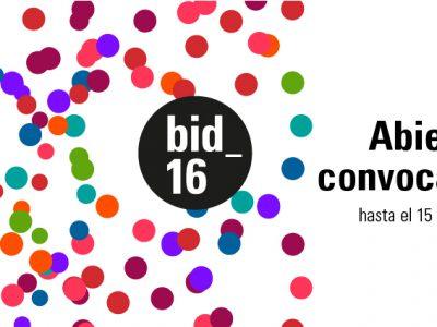 5º Bienal Iberoamericana de Diseño, Madrid (España), 2016