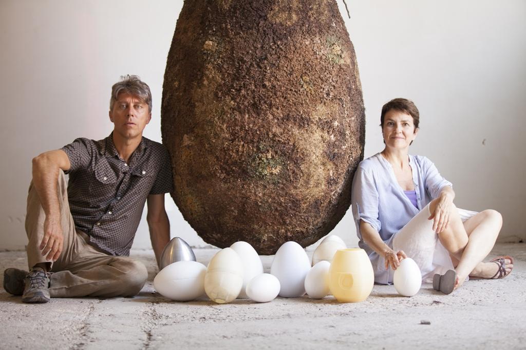 Capsula Mundi, Raoul Bretzel y Anna Citelli, 2015.