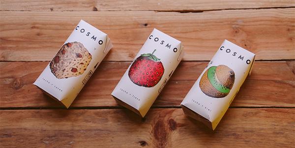 Cosmo, el latte cósmico de Juan Jo Calva