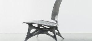 Microstructures, las sillas de Joris Laarman Lab