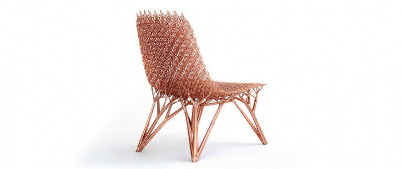 Adaptation Chair, Joris Laarman Lab, Holanda, 2016 © Glen Taylor Jackson, Adriaan de Groot y JL