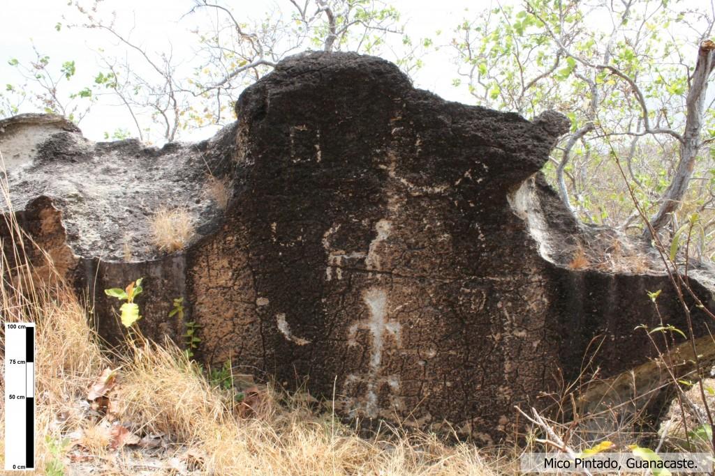 Diseño Simbólico en la Roca / Manifestación Rupestre