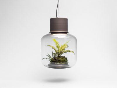Mygdal plant lamp by Nui Studio, Halle (Alemania), © ErwinBlock