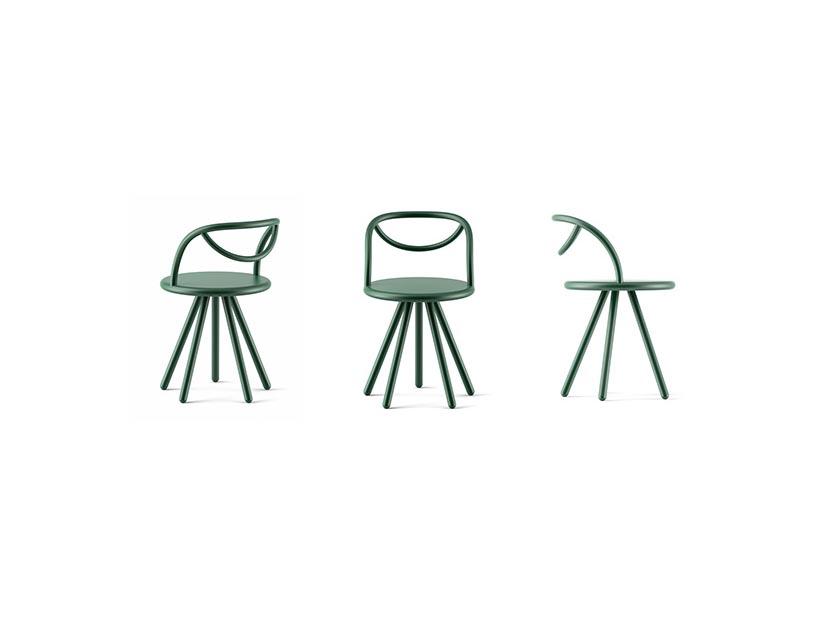 Ray Chair, la silla tubular de Lera Moiseeva