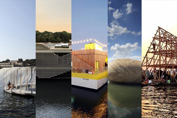 Temático: Cuando la arquitectura flota en el agua