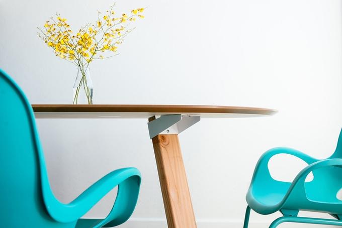 UX4, el kit de mobiliario DIY de Ben Uyeda para Swenyo